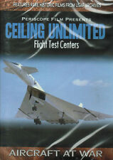Ceiling Unlimited XB-70 Bomber X-Planes Flight Test Centers DVD