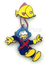 Disney Auctions Underwater Donald Duck LE 100 Pin