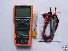 VC99+ 5999 Auto range multimeter tester DMM buzz analog bar RCFAC 17B