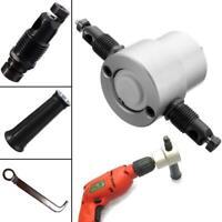 Nibbler Cutter Double Head Multi Purpose Sheet Metal Cutter Drill Cutting Tool