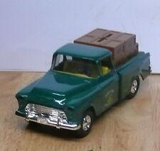 PICKUP TRUCK 1955 > BANK >> JOHN DEERE > DIE-CAST METAL  >> ERTL   1/25 SCALE