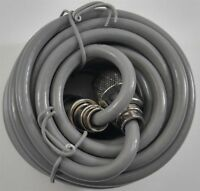 Astatic 46471180 CB / HAM Radio 18 Foot RG8X Antenna Coaxial Cable w/ PL259's