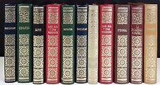 BIBLIOTHÈQUE DES GRANDS CLASSIQUES. 11 VOLUMES