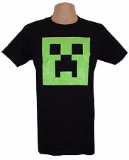 Camiseta De Minecraft Boys & Girls 13-14 resplandor Creeper