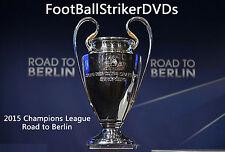 2015 Champions League Rd16 2nd Leg Barcelona vs Manchester City Dvd