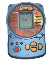 Hand Held Battleship Electronic Handheld Video Game 2002 Hasbro Milton Bradley