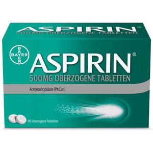 ASPIRIN 500MG Dragees 80 St PZN:10203632