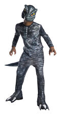 Kids Jurassic World 2 Fallen Kingdom Velociraptor Blue Costume Dinosaur Size Lg