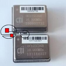 1 Cti Cetc Oc12sc36a Oc12sc36b 10mhz 12v Ocxo Crystal Oscillator