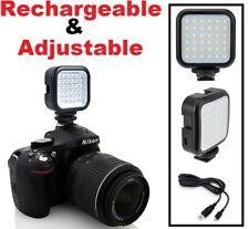 Wiederaufladbar Helle Led Leichtes Kit für Nikon D3100 D3000