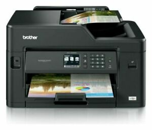 Brother MFC-J5335DW A3 4-in-1 Wireless Colour Inkjet Printer - Black