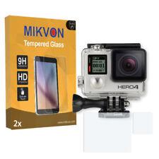 Films protecteurs d'écran verre pour appareil photo et caméscope GoPro