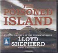 Lloyd Shepherd The Poisoned Island 10CD Audio Book Unabridged Charles Horton 2