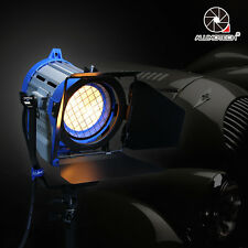 650W Pro Film Tungsten Spot light + Built-in Dimmer+ globe Studio Fit Arri Bulbs