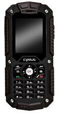 Cyrus CM6 Outdoor Handy (Dual Sim)  | wasserdicht - stoßsicher - staubgeschützt
