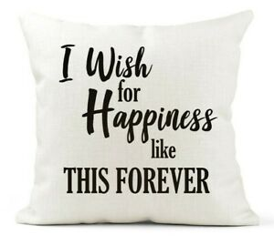 Inspirational Quote Scatter Cushion, Greatest Showman Quote. Friend/Mum Gift