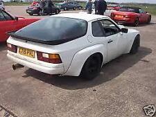 Porsche 924 Carrera GT rear archs pair
