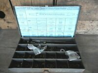 Metal compartment box Mark's Plumbing Parts Fort Worth, TX Brass pieces includ