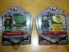 Tube Heroes SKY & CAVEMANFILMS Two Figure Pack