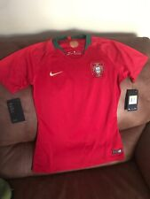 NIKE Portugal National Team 2018 Soccer Jersey NWT Size Small Womens