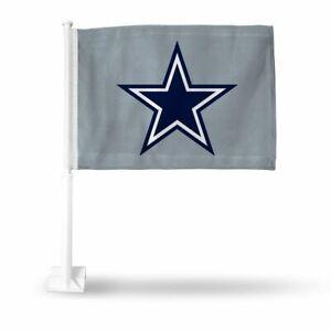Dallas Cowboys 11X14 Window Mount 2-Sided Car Flag
