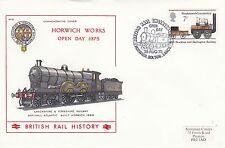RAILWAY :1975 HORWICH WORKS Open Day -BR 30 - SCOTSMAN