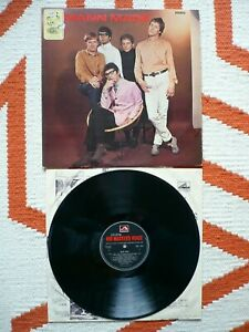Manfred Mann Mann Made Vinyl UK 1965 HMV Mono 1st Press LP Paul Jones EXC++