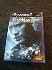 Spy Hunter nowhere to run Video Game for Sony PlayStation 2 PS2 PAL TESTED