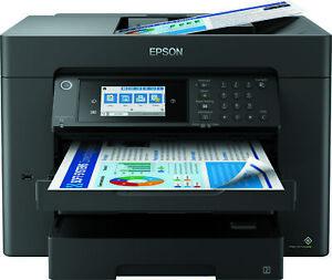 WorkForce WF-7840DTWF DIN A3+ Multifunktionsdrucker WLAN