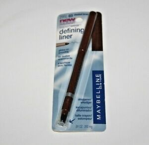 Maybelline Expert Wear Defining Liner #03 Chestnut Brown In Box