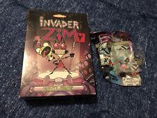 Invader Zim Complete Invasion 6-DVD Set Nickelodeon Anime Works 2004 TV Series