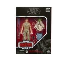 Hasbro Star Wars The Black Series Luke Skywalker and Yoda (Jedi Training) Action Figure - E9642