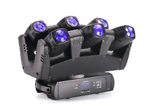 2pcs/lot Stage Lighting RGBW Led 60w Beam Moving Head LED Disco Light