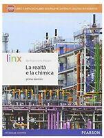REALTA' E LA CHIMICA, primo biennio, DeFRANCESCHI, LINX SCUOLA, COD9788863646412