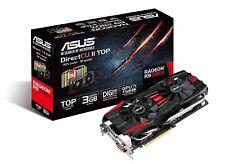 Asus Radeon R9 280X DirectCU II TOP 1070MHz 3GB R9280X-DC2T-3GD5 Video Card