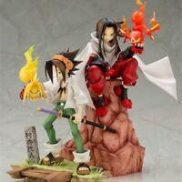 "6"" Anime Shaman King Yoh Asakura PVC Action Figure Collectible Model Toys Gift"