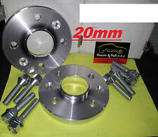 kit 4 Distanziali Ruota OPEL VECTRA CALIBRA KADETT 4 FORI HOLES  20mm