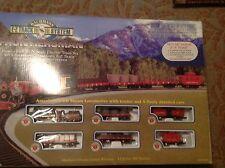 N scale train set bachmann