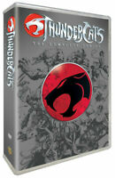 Thundercats: The Complete Series (DVD, 12-Disc Set) USA SELLER.