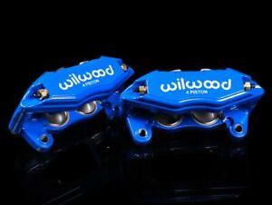 WILWOOD INTEGRA CIVIC 262MM 4-PISTON FRONT BRAKE CALIPER PAD UPGRADE KIT DYNAPRO