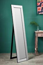 160cm Full Length Rectangle Free-standing Decorative Mirror For Bedroom Bathroom