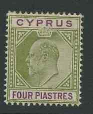 Cyprus SG54 4pi Mounted Mint