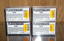 SMALL COLLECTION JOB LOT FLEISCHMANN 'N' GAUGE EMPTY STORAGE BOXES