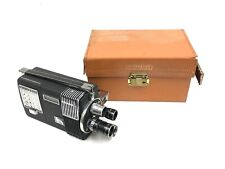 Wittnauer Cine Twin 8mm Film Movie Camera (Camera & Case Only) READ