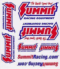 Summit Racing Equipment Sticker Nhra Ihra Nascar Race Speed Shop Hot Rod