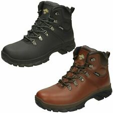 Mens Northwest Territory Waterproof Casual Lace Up Ankle Boots Teslin