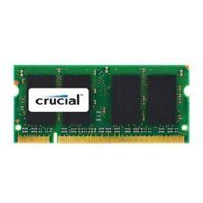 Crucial Ct2g2s667mceu Sodim 2GB DDR2 667mhz Mac
