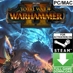 Total War WARHAMMER II 2 PC Steam Key GLOBAL FAST DELIVERY! turn-based strategy