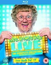 Mrs Browns Boys Live 2012 - 2015 Collection * Blu-ray BOXSET