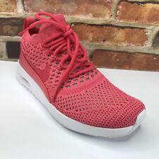 save off 88ec3 9111e Nike Mujer 7 Air Max Thea Ultra FK Zapatillas para Correr Geranium Rosa